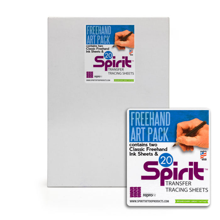 Spirit 2&20 Freehand Pack Classic Purple