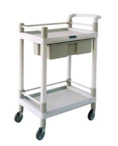 Premium Utility Cart with Drawer