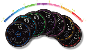 Critical Atom X Color Indicator - The Needle Parlor
