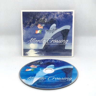 Atlantic Crossing (Physical CD) - Roberto Dalla Vecchia