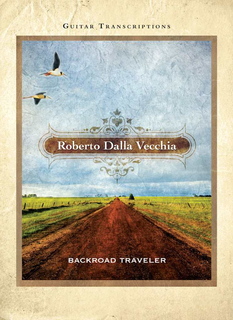 Backroad Traveler (Digital Songbook) - Roberto Dalla Vecchia