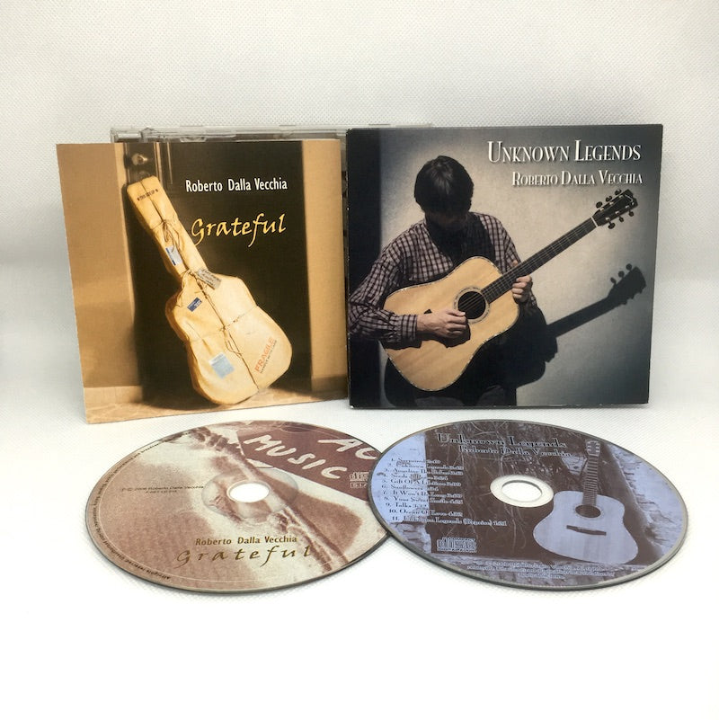 Folk Bluegrass CD COMBO - Roberto Dalla Vecchia