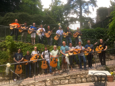 Acoustic Guitar Camp - Italy 2019 - Roberto Dalla Vecchia