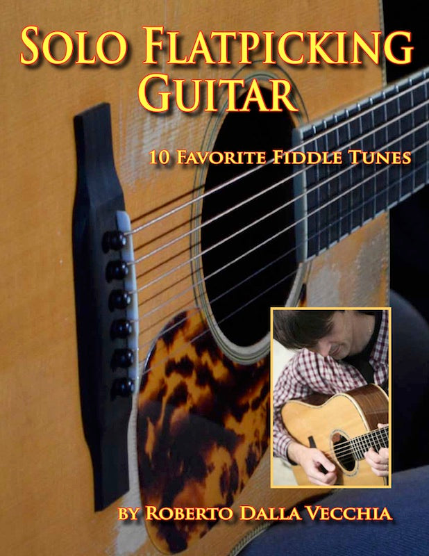 Solo Flatpicking Guitar (Digital Songbook) - Roberto Dalla Vecchia