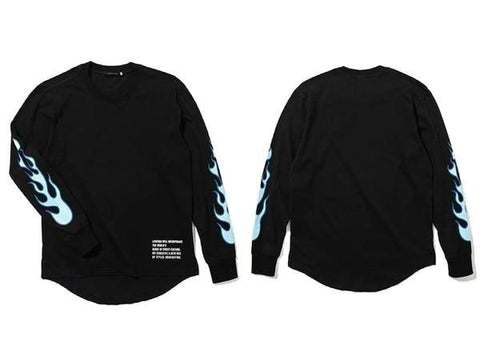 Flame Fire Long Sleeve