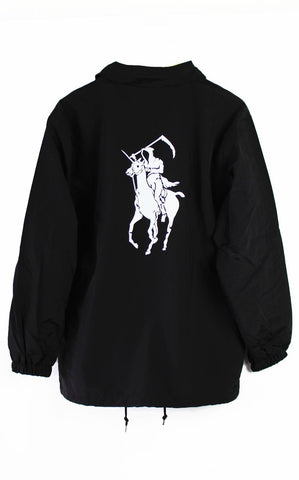 GRIM REAPER POLO JACKET