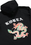 SOUTH KOREA FISHTAIL PARKA