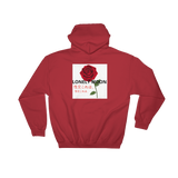 'COME HOME' ROSE HOODED