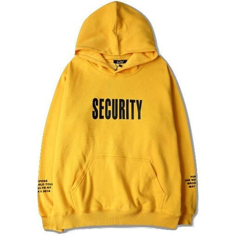 V-FILES SECURITY HOODIE