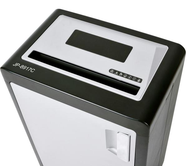A3 Paper shredder 17sheets cross cut 310MM