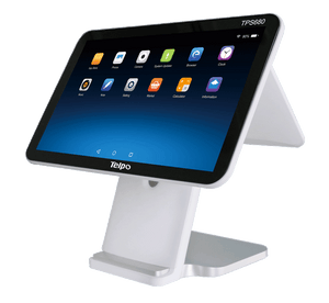 Dual Screen Cash Register-Android