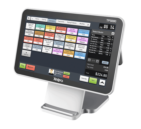 Tessera Windows cash register