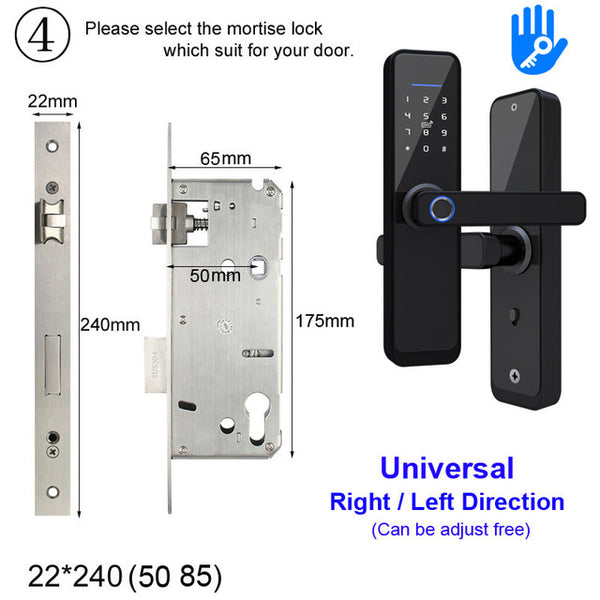 AlexandForbes-Home-Security-Fingerprint-Door-Lock