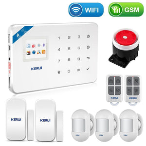 Wireless Security Alarm System Kit
