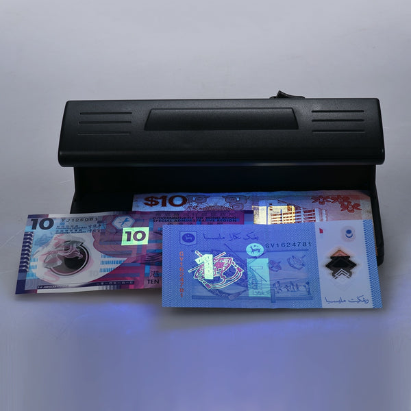 UV Counterfeit Money Detector Machine