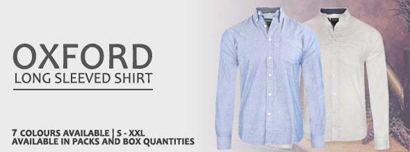 Oxford Shirts for Fathers Day