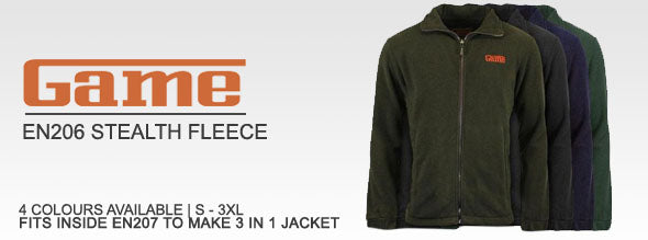 EnN206 Stealth Fleeces