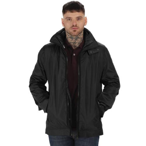 Regatta Mens TRA146 Deansgate 3 in 1 Waterproof Jacket