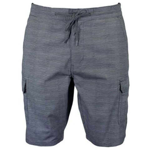 Mens Stretch Cargo Shorts - 100% Cotton