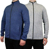 Sale - Mens Knitted Zipper