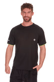 Active Sports Tshirt Black