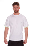 Active Sports Tshirt Optic White