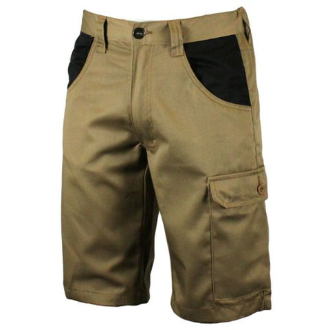 Men's Multi Pocket Cargo Work Shorts - DW63