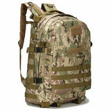 40L 3D Bag - Molle Tactical Backpack