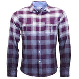 Attire Brushed Flannal Check Cotton Shirt - MWS-064