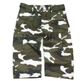 Men's 3/4 Length Cargo Shorts