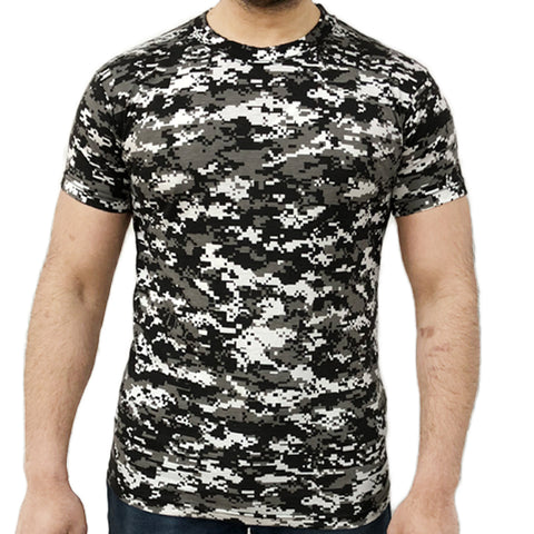 Game Digital Camouflage T-shirts
