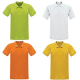 Mens Regatta TRS147 Coolweave Polo Shirt