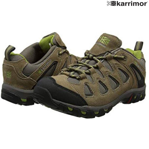 Ladies Karrimor Supa V Low Rise Trekking Shoes