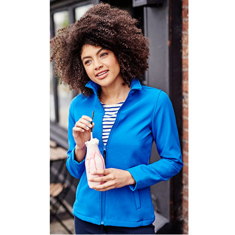 Regatta TRA693 Ladies Print Perfect Softshell