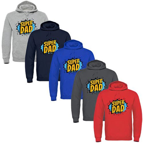 Father's Day - Super Dad Hoodie