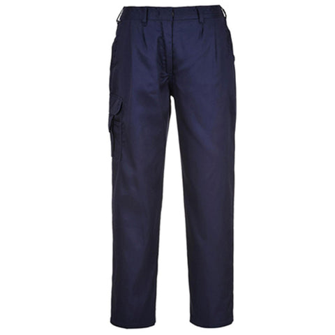 Ladies Portwest C099 Multi Pocket Combat Trousers