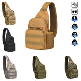 Three P - Molle Tactical Sling Bag