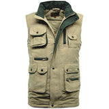 Suffolk Padded Bodywarmer Taupe