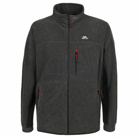 Mens Trespass Jynx Heavyweight Fleece Jacket
