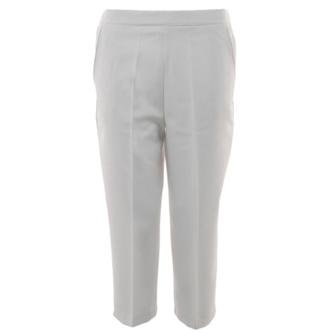 Ladies Bowls Crop Trousers