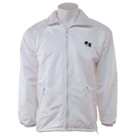 Bowls Logo Fleece Lined Waterproof Jacket