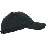 Plain Baseball Caps Black