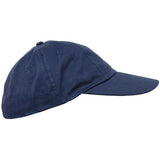 Plain Baseball Caps Navy