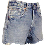 Womens Denim Shorts Hot Pants