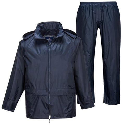 Portwest L440 Essentials Waterproof Rainsuit