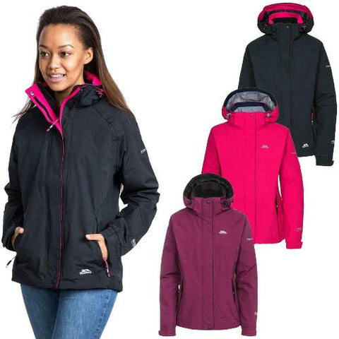 Wholesale Ladies Trespass Florissant Jacket