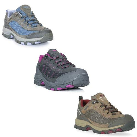 Trespass Scree Ladies Trainers Hiking Shoes