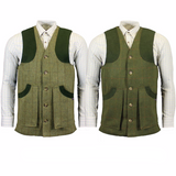 Game Tweed Ashford Gilet Gallery