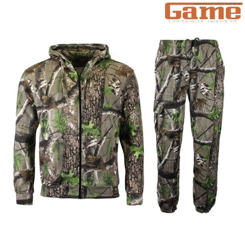GAME Trek Kids Camouflage Tracksuit