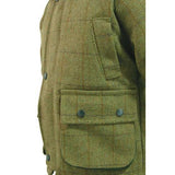 Game Kids Tweed Derby Jacket Side